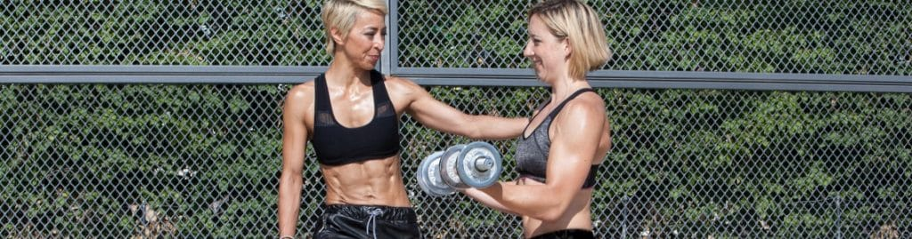 Fitness coaches go the extra mile to empower their clients