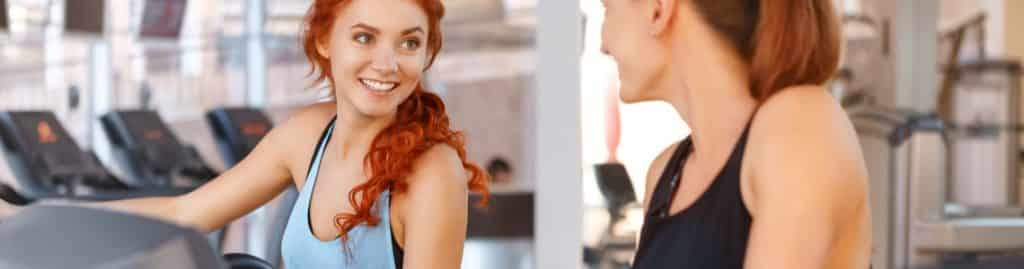 How to select a female personal trainer