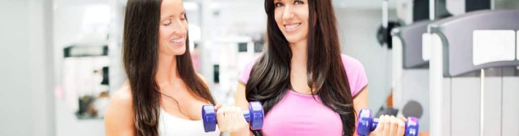 Personal training benefits