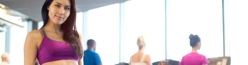 The qualifications and certifications of female personal trainers