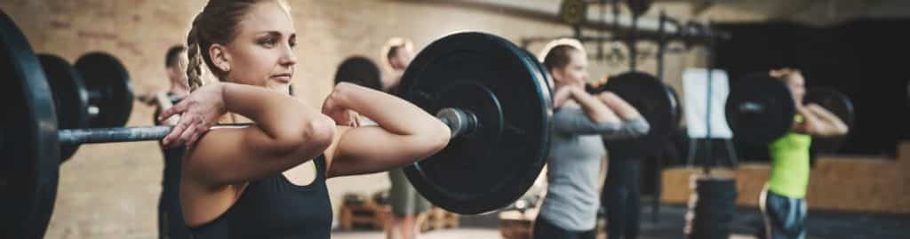 benefit in going to an all women's gym